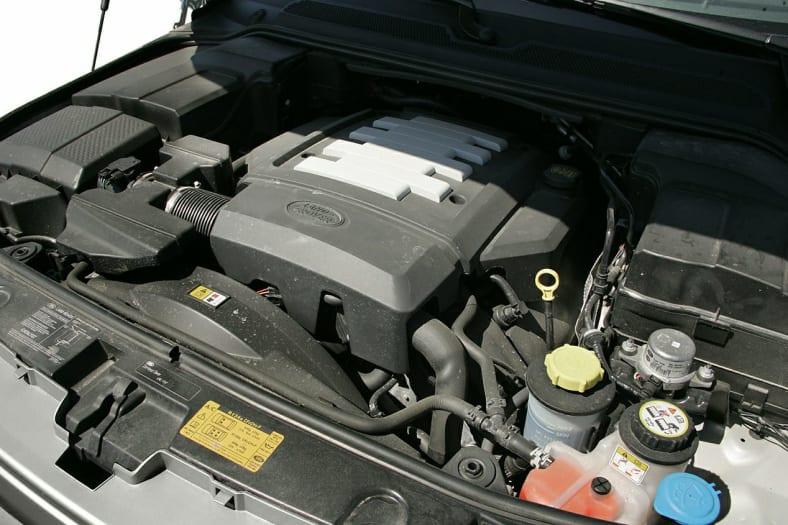 2005 Land Rover Lr3 Information