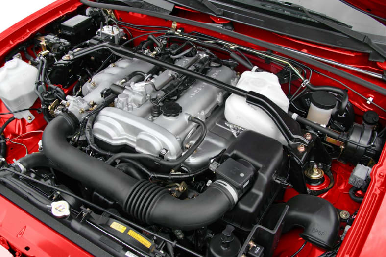 2005 Mazda MX-5 Miata Exterior Photo