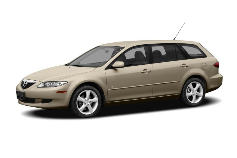 2005 Mazda Mazda6 Exterior Photo