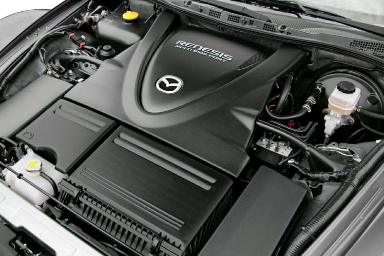mazda rx8 2004 engine