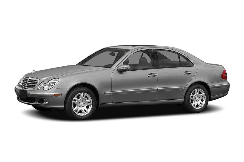 2005 mercedes benz e class information for Mercedes benz e class 2005