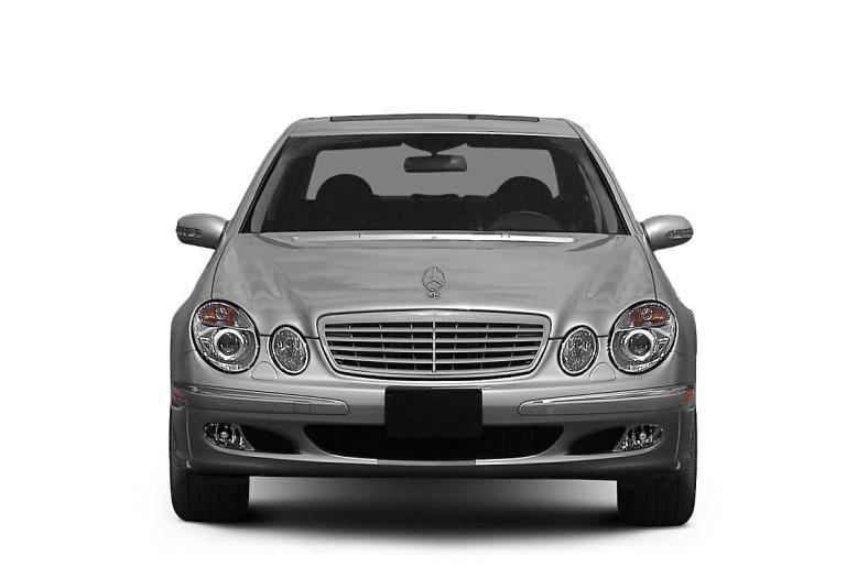 2005 Mercedes-Benz E-Class Exterior Photo