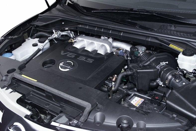 2005 Nissan Murano Exterior Photo