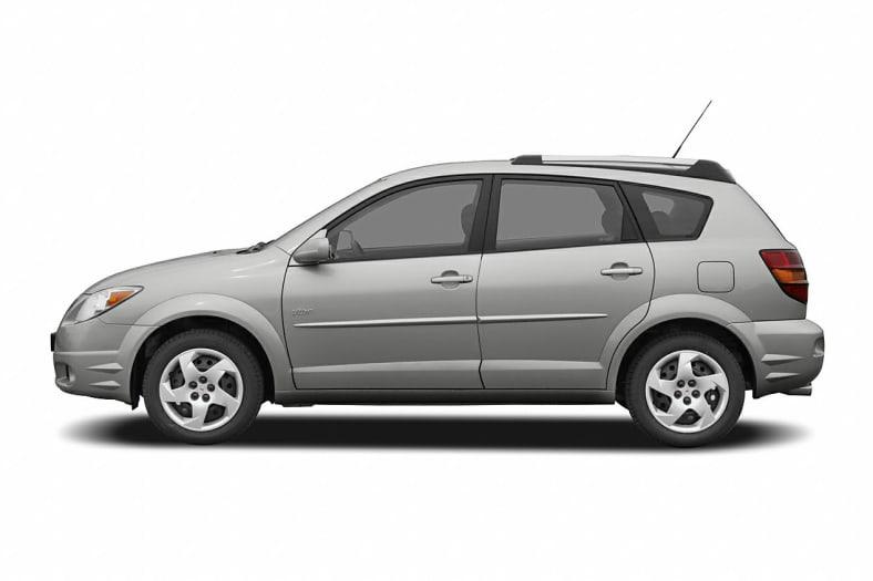 2005 Pontiac Vibe Exterior Photo
