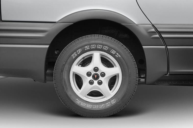 2005 Pontiac Montana Exterior Photo