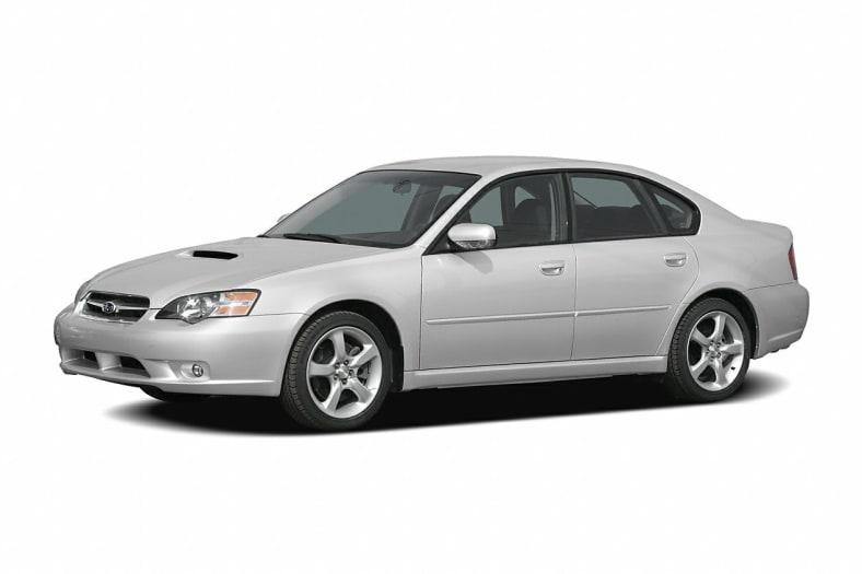 2005 Subaru Legacy 25gt 4dr Sedan Specs And Prices
