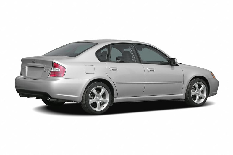 2005 Subaru Legacy Exterior Photo