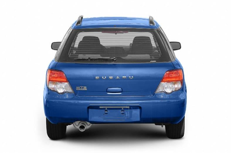 2005 Subaru Impreza 2 5rs 4dr All Wheel Drive Wagon Pictures