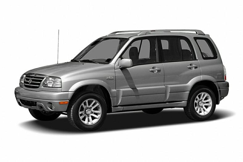 2005 Suzuki Grand Vitara Information