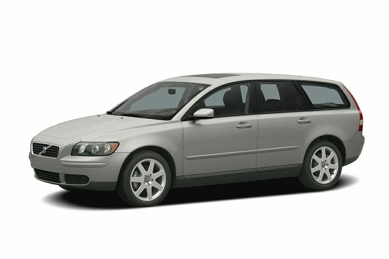 2005 Volvo V50 Information