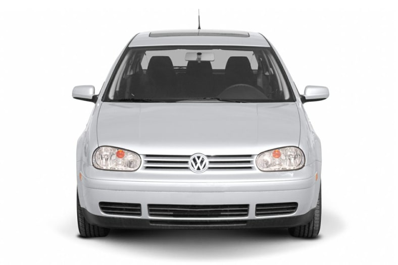 2005 Volkswagen Golf Exterior Photo
