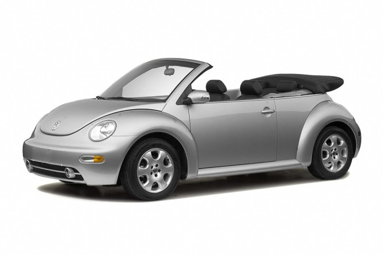 2005 New Beetle