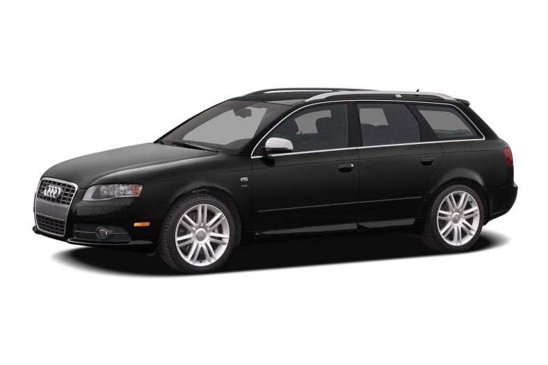 2006 audi s4 4 2 avant 4dr all wheel drive quattro station wagon information. Black Bedroom Furniture Sets. Home Design Ideas