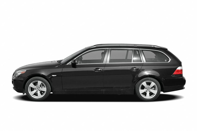 2006 Bmw 530 Xit 4dr All Wheel Drive Sport Wagon Pictures