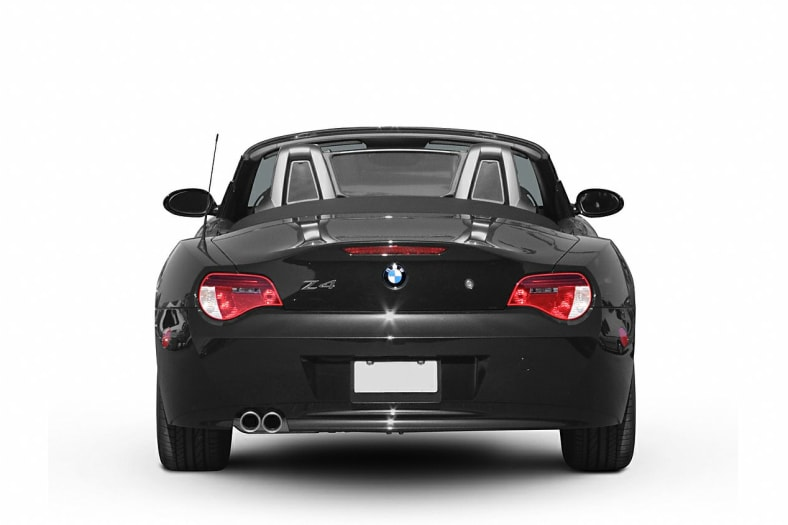 2006 Bmw Z4 3 0si 2dr Roadster Pictures