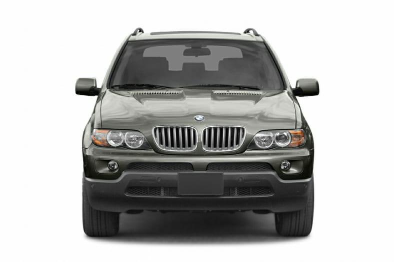 2006 BMW X5 Exterior Photo