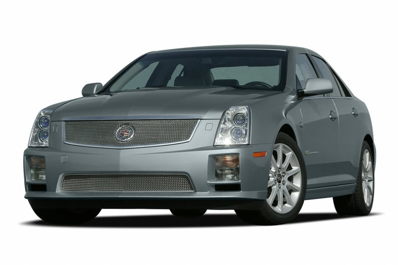 2006 cadillac sts v information. Black Bedroom Furniture Sets. Home Design Ideas