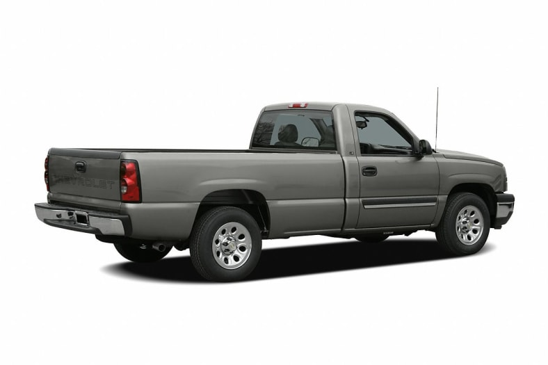 2006 chevrolet silverado 1500 work truck 4x2 regular cab 6 5 ft box 119 in wb pictures. Black Bedroom Furniture Sets. Home Design Ideas