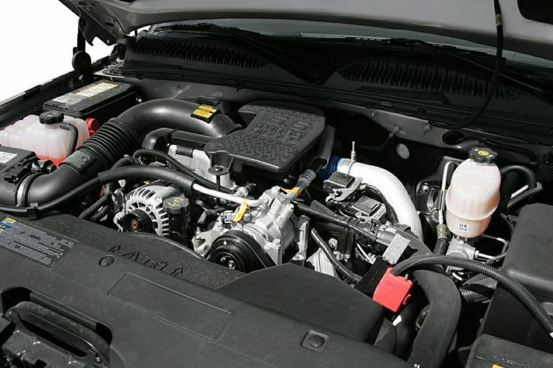 2006 Chevrolet Silverado 2500HD Exterior Photo