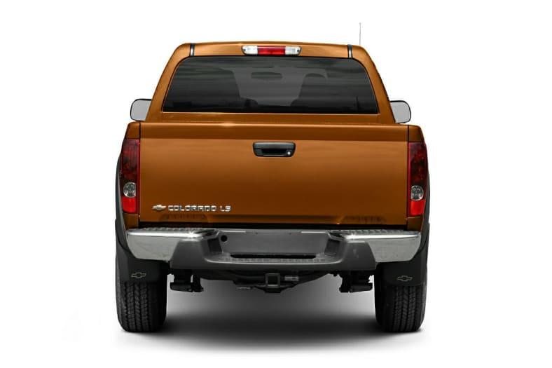 2006 Chevrolet Colorado Exterior Photo