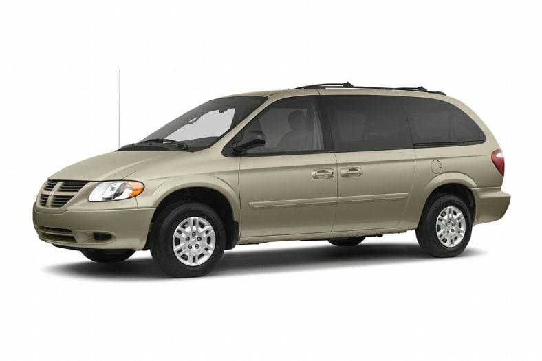 2006 Dodge Grand Caravan Exterior Photo