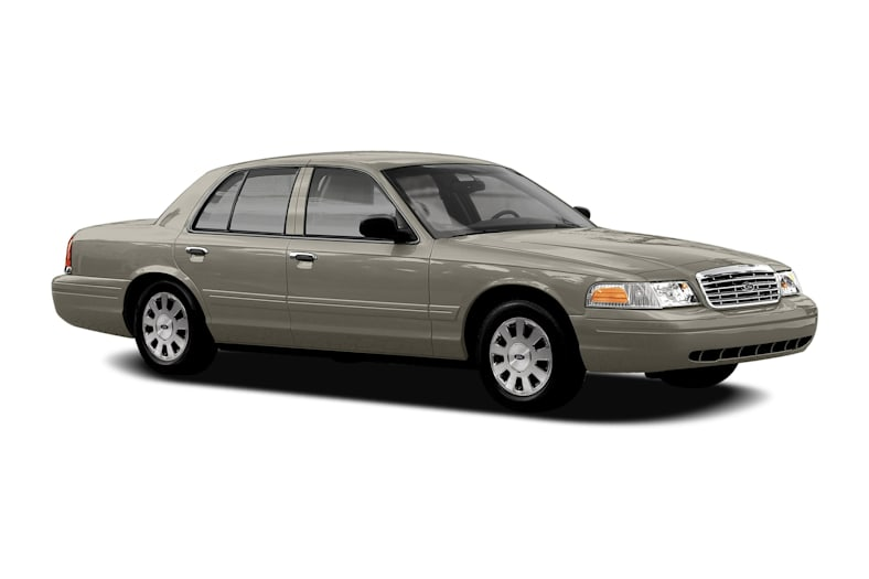 2006 Ford Crown Victoria Specs and Prices