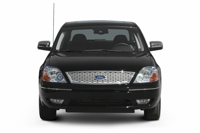 2006 ford five hundred limited 4dr front wheel drive sedan. Black Bedroom Furniture Sets. Home Design Ideas