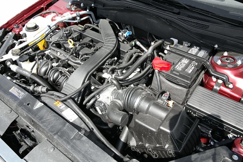 2006 Ford Fusion Exterior Photo