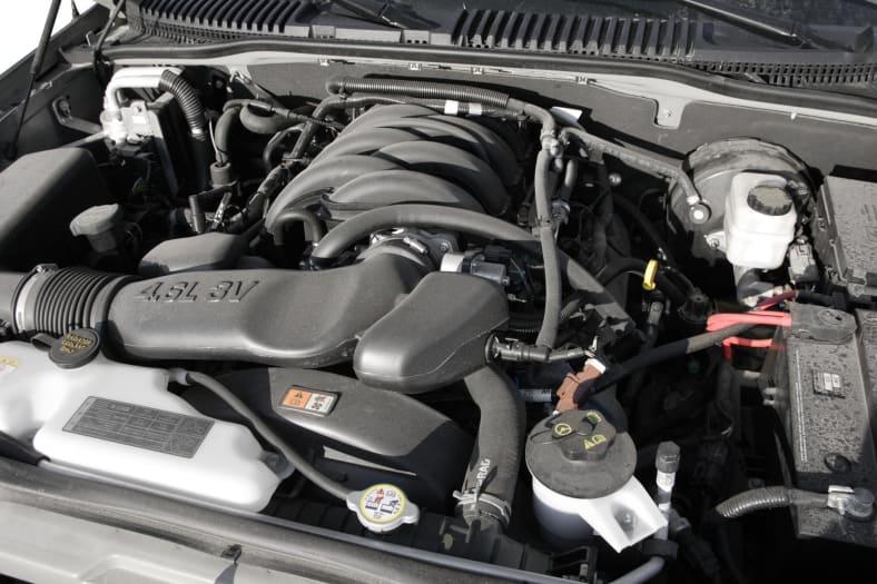 2006 Ford Explorer Information