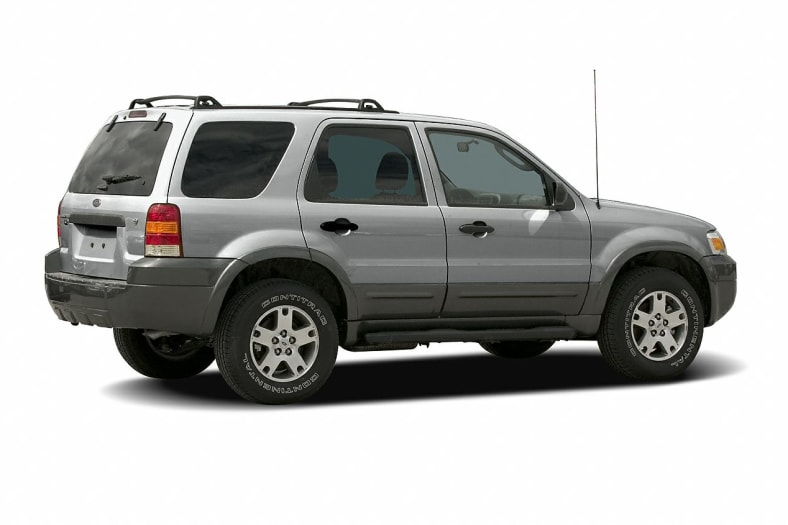2006 Ford Escape Pictures