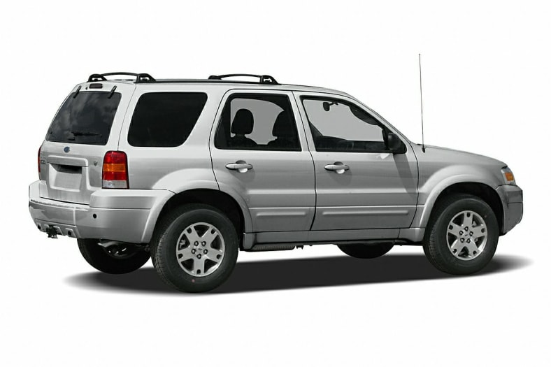 2006 Ford Escape Limited 3.0L 4dr Front-wheel Drive Pictures