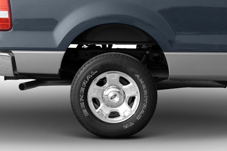 2006 Ford F-150 Exterior Photo
