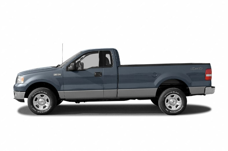 2006 ford f 150 xl 4x2 regular cab styleside 6 5 ft box 126 in wb pictures. Black Bedroom Furniture Sets. Home Design Ideas