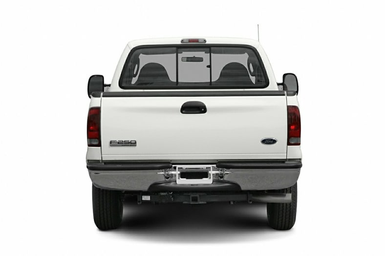 2006 Ford F-250 Exterior Photo