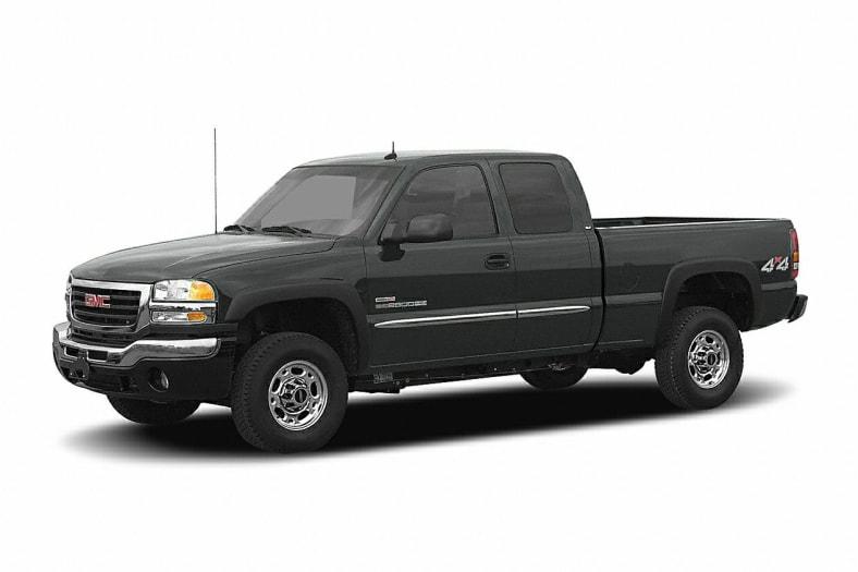 2006 Sierra 3500
