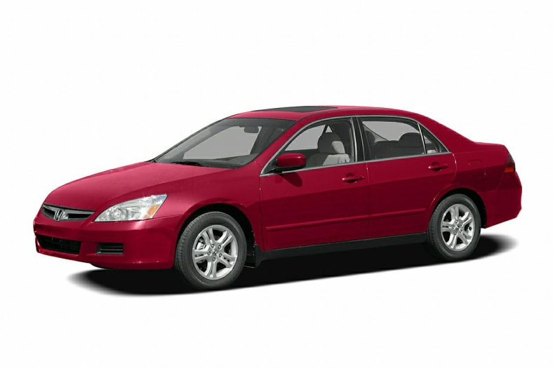 2006 Honda Accord Information