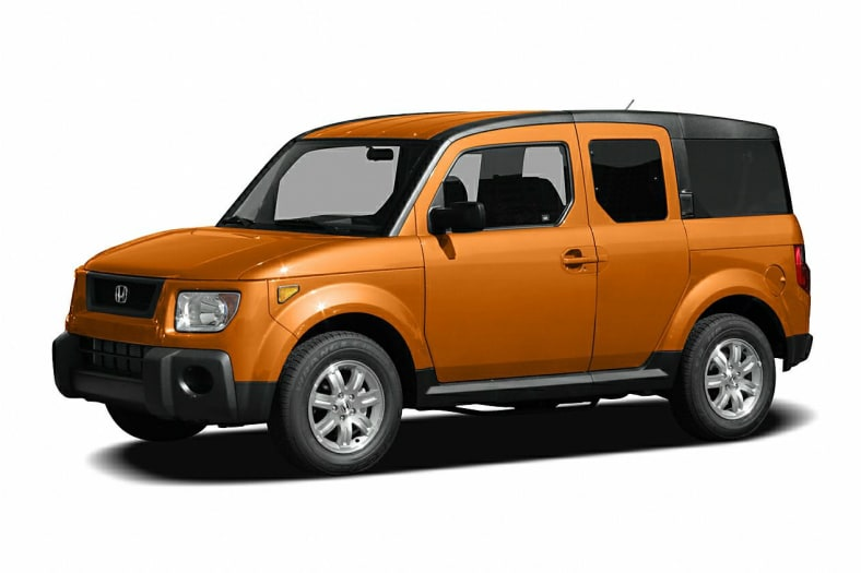 2006 honda element ex 4x4 information. Black Bedroom Furniture Sets. Home Design Ideas