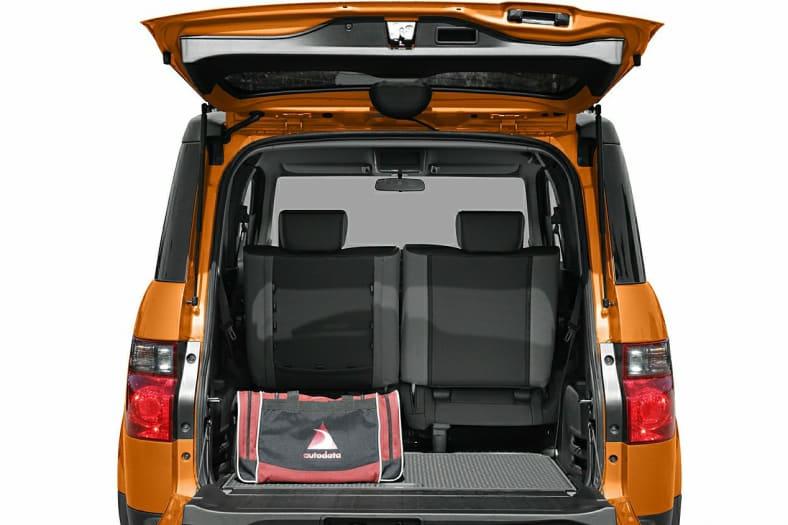 2006 Honda Element Exterior Photo