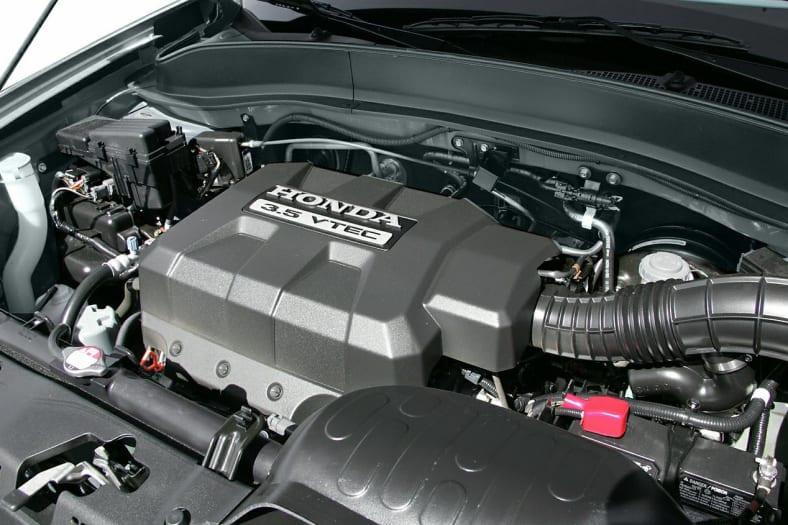 2006 Honda Ridgeline Exterior Photo