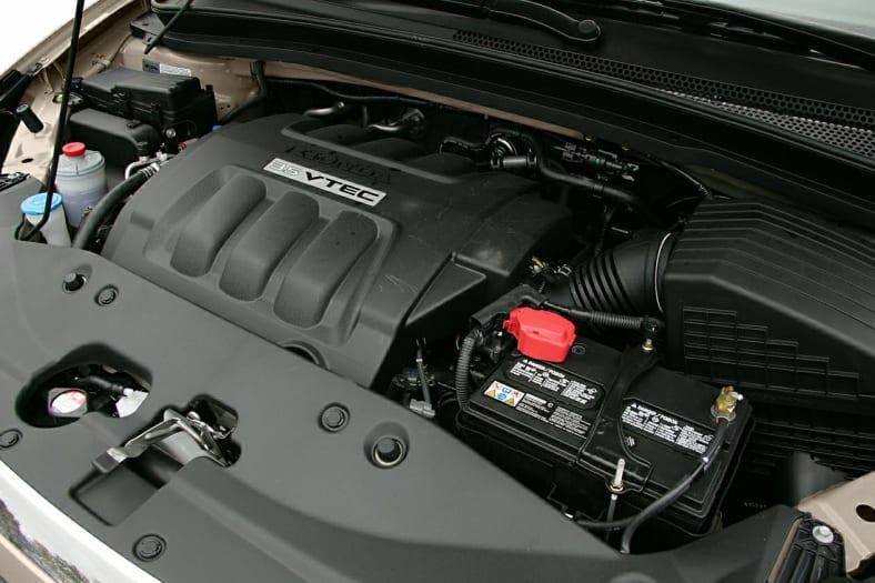 2006 Honda Odyssey Exterior Photo