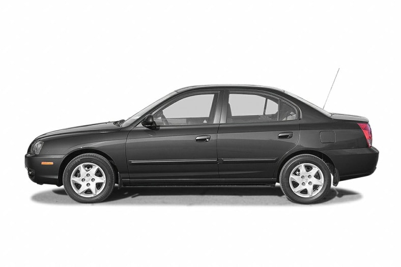 2006 Hyundai Elantra Pictures
