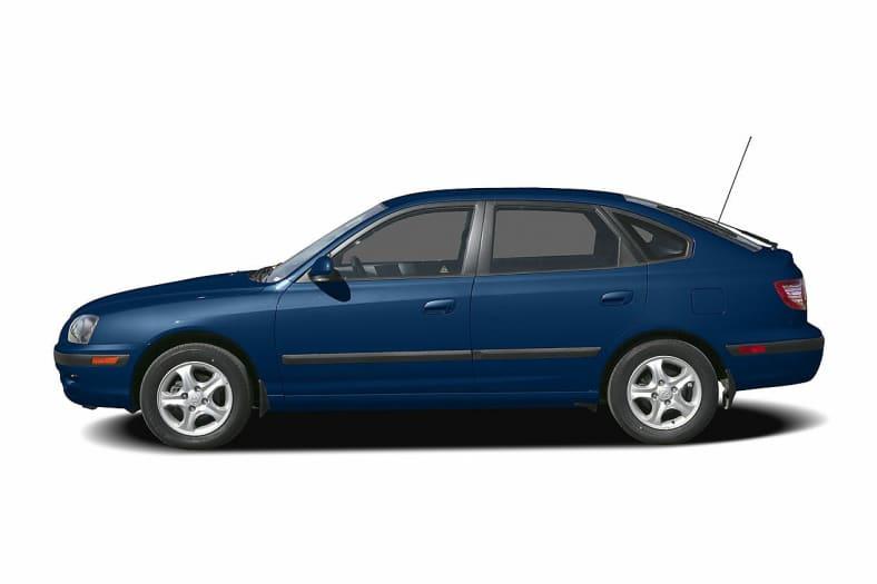 2006 Hyundai Elantra Gls 4dr Hatchback Pictures