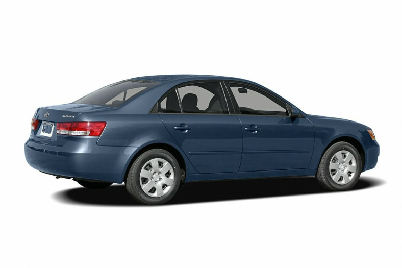 2006 Hyundai Sonata Exterior Photo