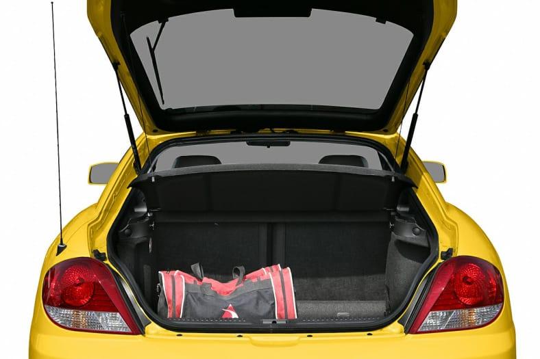 2006 Hyundai Tiburon Exterior Photo