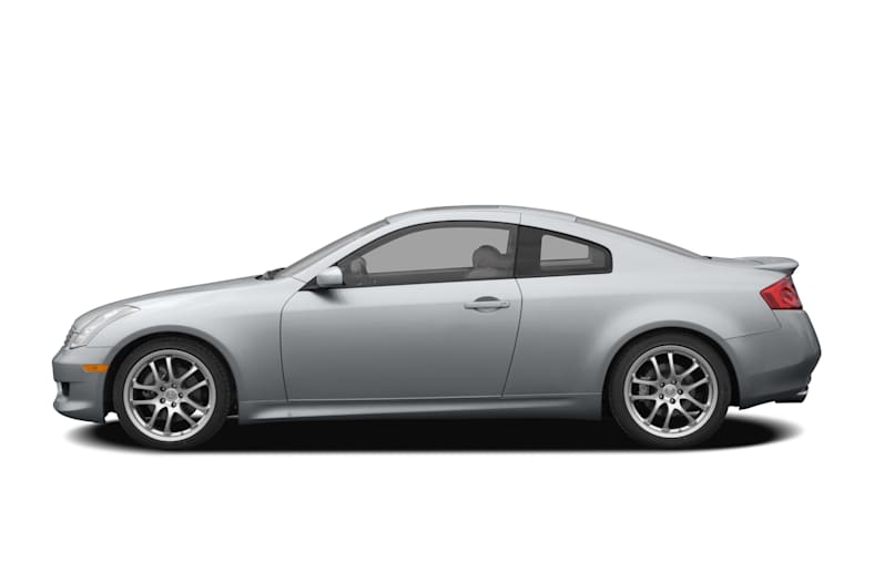 2007 Infiniti G35 Base 2dr Coupe Specs And Prices