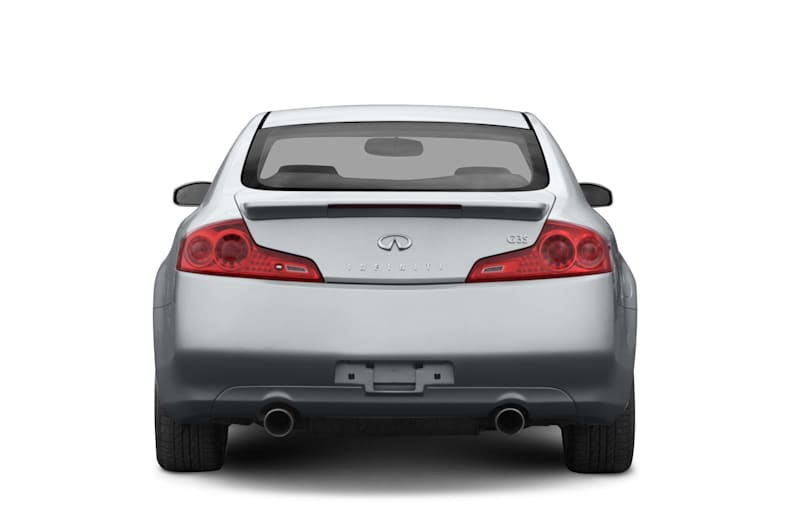 2007 Infiniti G35 Base W 6 Speed Manual 2dr Coupe Pictures