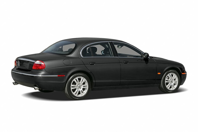2006 Jaguar S TYPE Exterior Photo