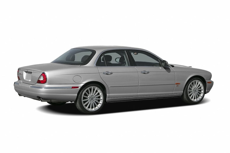 Jaguar xj 2006