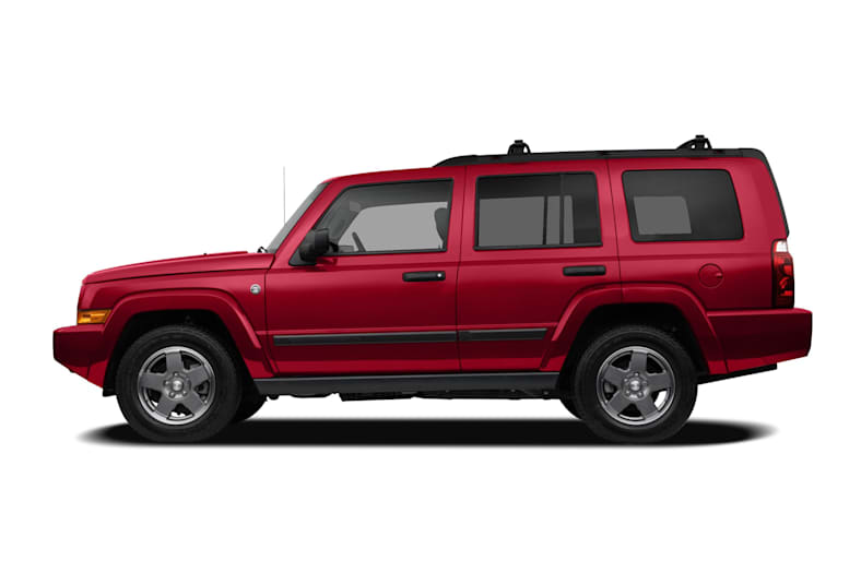 2006 Jeep Commander Exterior Photo
