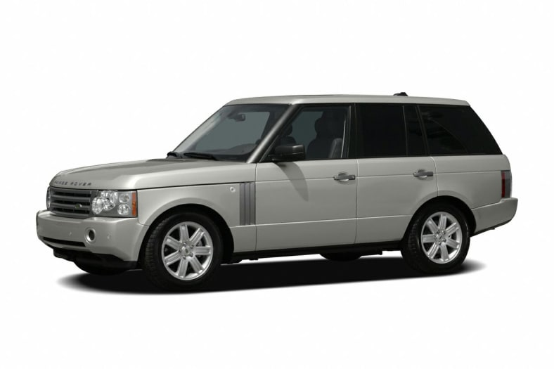 2006 land rover range rover information. Black Bedroom Furniture Sets. Home Design Ideas
